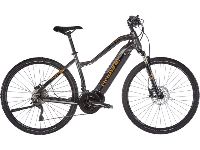 HAIBIKE SDURO Cross 6.0 Dame black/titan/bronze